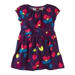 Tea Collection girl dress Tulpen Corduroy dress 7